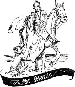 St Martin Von Tours Die Legende Vom Martinstag